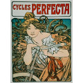 "Werbeplakat ""Cycles Perfecta"""