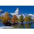 Matterhorn with larches II