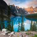 West Alberta-Moraine Lake