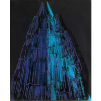 Cologne Cathedral - blue