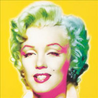 Marilyn in Yellow