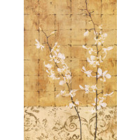 Blossoms in Gold I