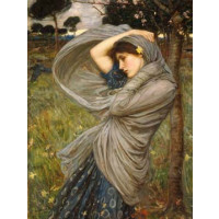Boreas von John William Waterhouse