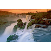 Iguazu Waterfall I