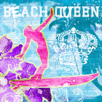 Beach Queen von Wonderland Inc
