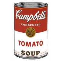 Campbell's Soup I - Andy Warhol