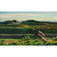 Hills, South Truro, 1930 - Edward Hopper