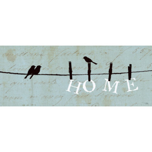 Birds on a Wire - Home