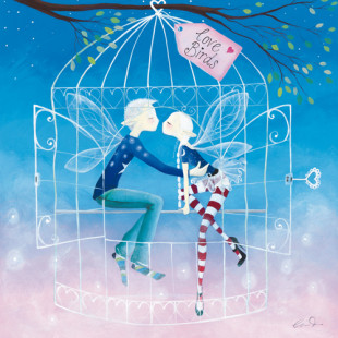 Love Birds - Lorrie McFaul