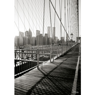 Brooklyn Bridge Walkway