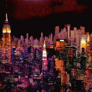 New York by Night I