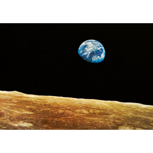 Apollo 8 Earth View