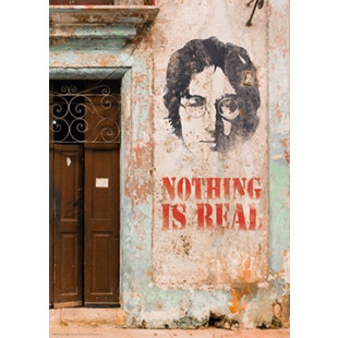 Nothing is real - Edition Street Art