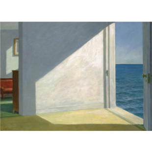 Rooms by the sea von Edward Hopper