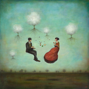 Gravitea For Two von Duy Huynh