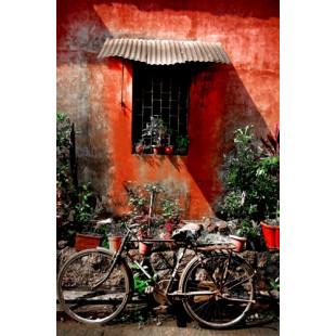 Indian Bicycle_Gill Copeland