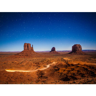 Monument Valley Stars